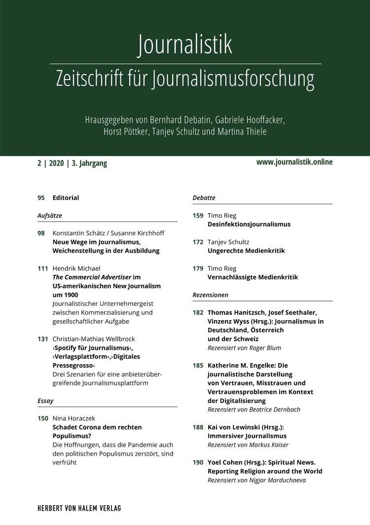journalistik-2_2020-de_cover